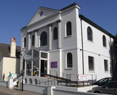 All about Lymington Baptist Church